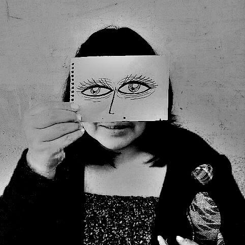 """La historia de una artista plástica que no se """"casa"""" con ningún estilo."""