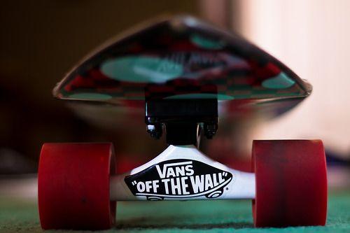vans off the wall #skateboard