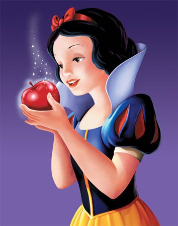 Snow White-my favorite Disney character