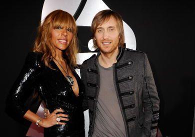 David Ghetta Grammy Awards