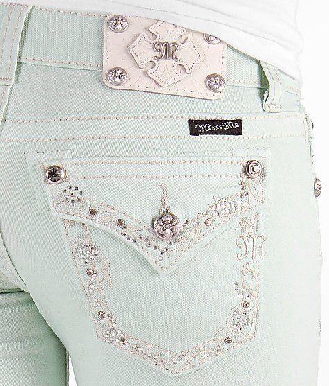 farmgirl2397's save of Miss Me Skinny Stretch Jean - Women's Jeans   Buckle on Wanelo