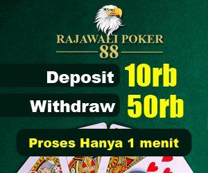 Rajawalipoker88 Agen Poker Indonesia