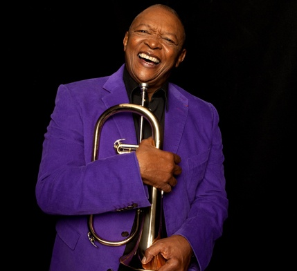 Hugh Masakela - South African music legend.  GREAT jazz!