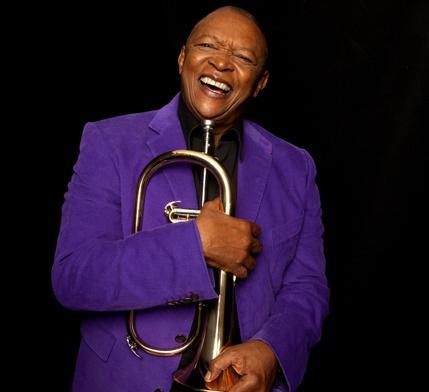 Hugh Masakela - South African music legend.  GREAT jazz!
