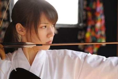 弓道女子2