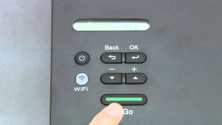 how to connect brother printer to mac
