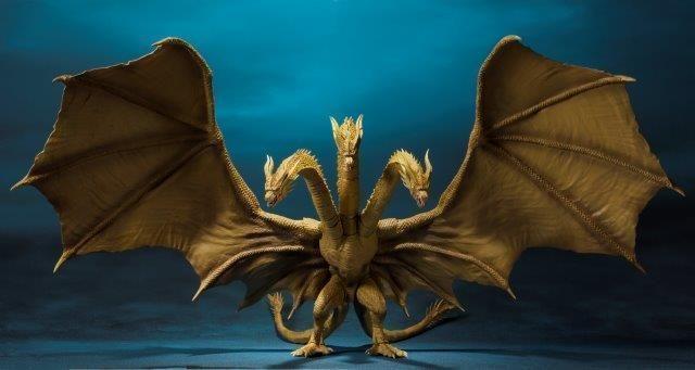 35+ Ghidorah monsterverse information