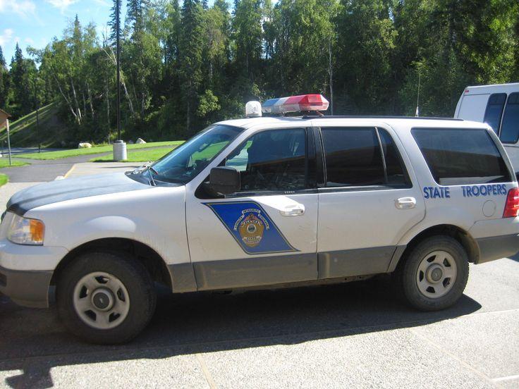 Alaska State Trooper