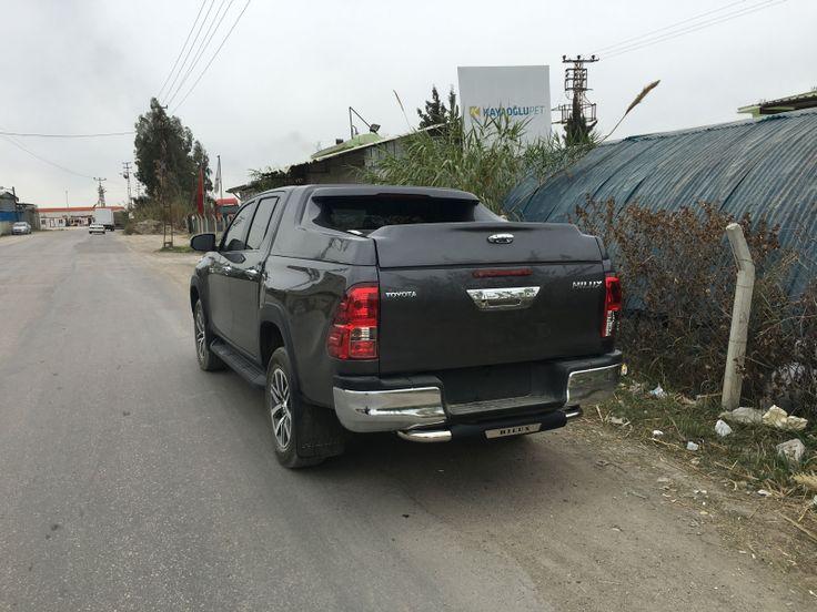 Toyota Hilux Revo Fullbox