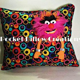 Really love what PocketPillowCreation is doing on Etsy.