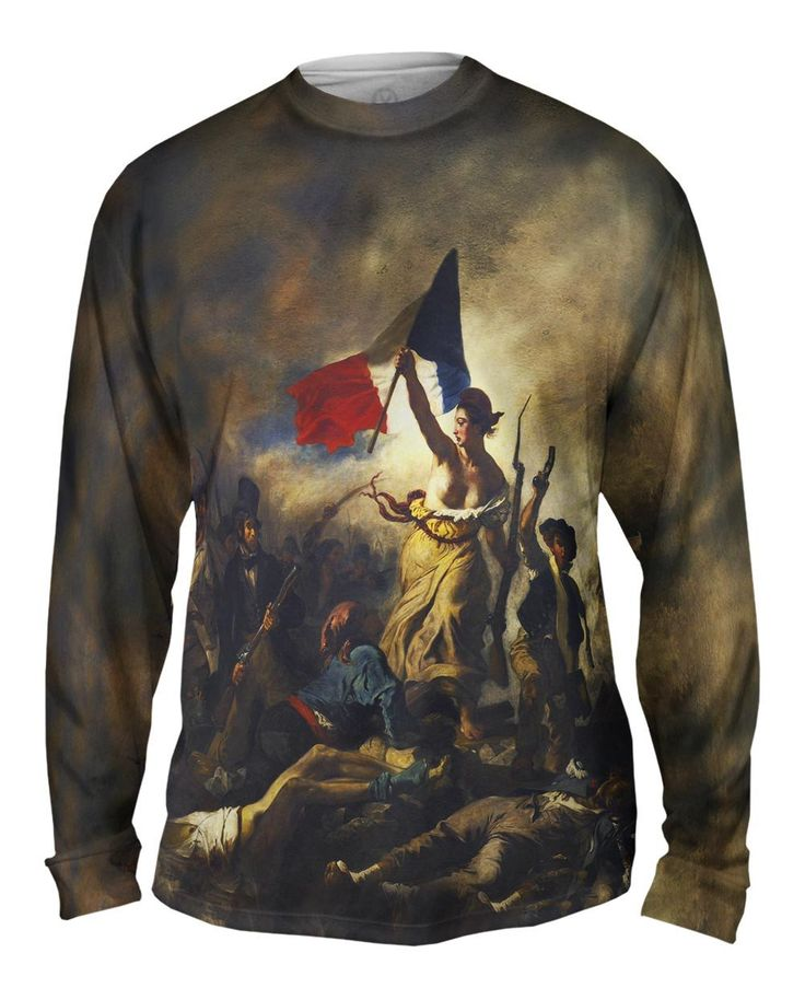 "romanticism and liberty leading the people ""liberty leading the people"" is one of those paintings delacroix's imagination, use of colors, and nature is the heart of romanticism at its finest eugene delacroix was born on april 26, 1798, and was painting by the time he was 17."