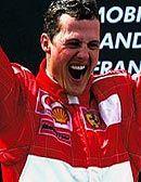 Michael Schumacher: from 2000 to 2004 world champion