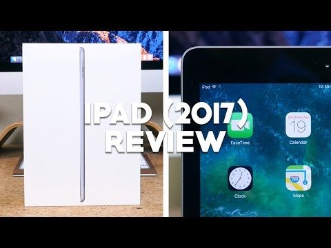 Apple iPad (2017) Review: The Best Tablet Money Can Buy - http://eleccafe.com/2017/04/20/apple-ipad-2017-review-the-best-tablet-money-can-buy/
