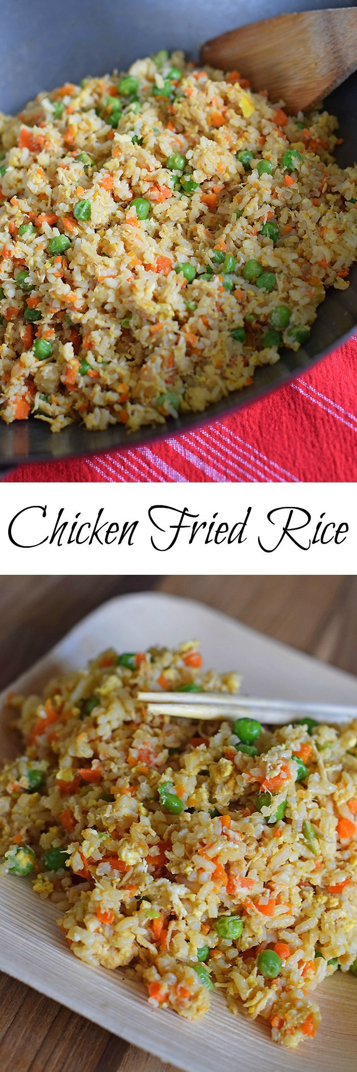 74 best fried rice biryani images on pinterest fried rice we love to make fried rice at home thanks to this delicious recipe so much better than takeout use leftovers to make chicken fried rice spring rolls ccuart Image collections
