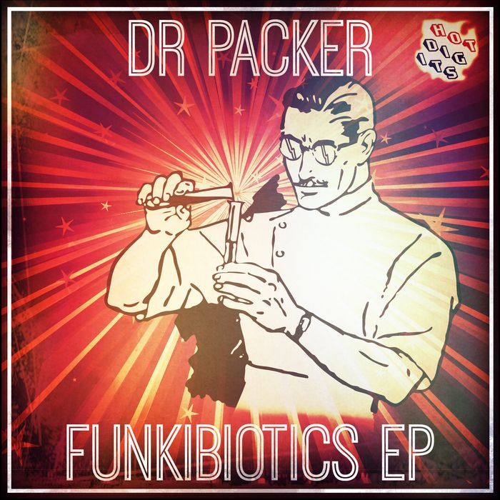 """Following his recent excursion into roots reggae, classy scalpel master Dr Packer is back to more familiar territory on the Funkibiotics EP. His formula is to take a slick vintage soul funker and ever so gently tease it out whilst applying some light defibrillation to the vintage beats beneath. It works a treat on the sleek poolside grinder """"Do That Again"""" and the brave acid meets 70s funk of """"We Got The Acid Funk    also reworked in fine style by the mighty Fingerman. Funkibi..."""