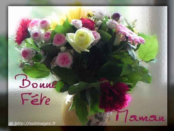 1000 Idees A Faire Chez Soi Carte Bonne Fete Maman Bonne Fete Bon Fete Maman