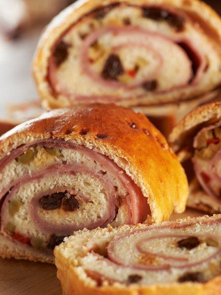 Christmas in Venezuela & Traditional Venezuelan Ham Bread (Pan de Jamon) - David Venable QVC