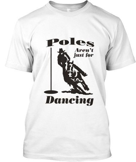 Barrel Racing Pole Bending Shirt