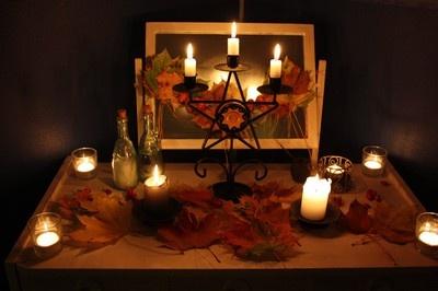 House altar