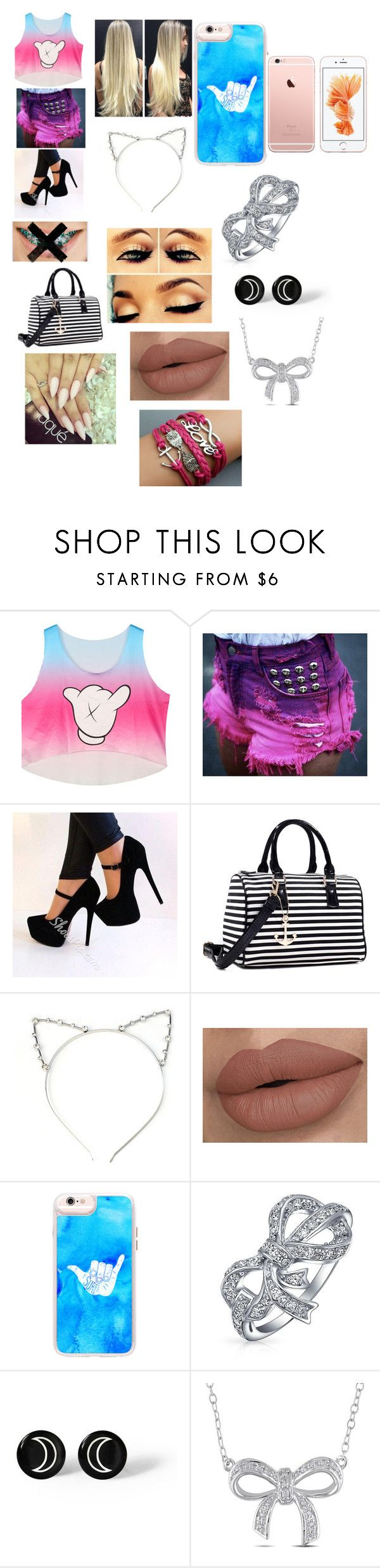 """""""Getting braces off"""" by austinsmango-96 ❤ liked on Polyvore featuring Dasein, Casetify, Bling Jewelry and Miadora"""