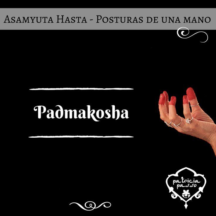 Cuenta la mitología que este mudra se originó cuando Narayana estaba adorando a a Shiva con flores de loto. Se utiliza en la danza para expresar emociones, se lo relaciona con los pechos, el movimiento circular, un cuenco para comer, un huevo o la flor de loto. ¿Lo habías utilizado alguna vez? #AprendiendoMudras