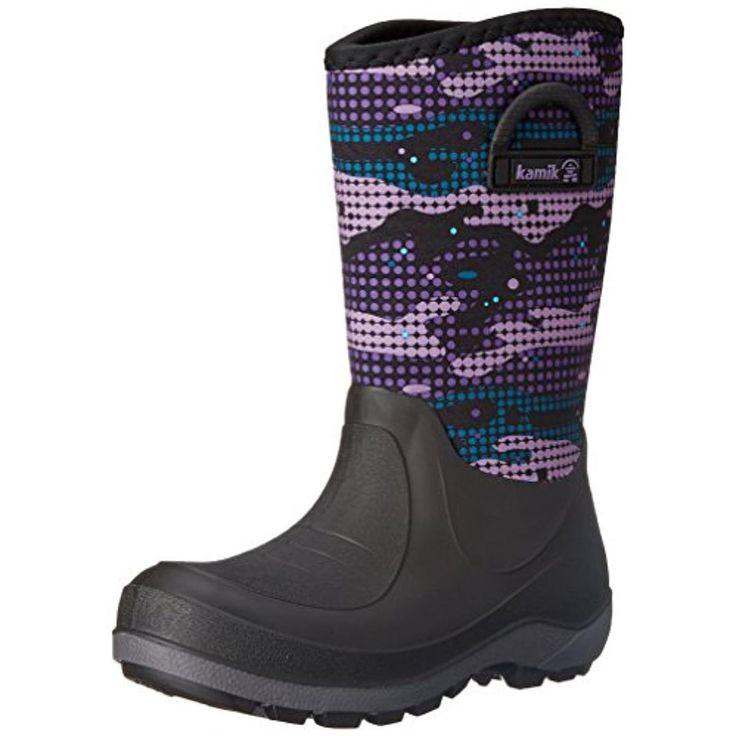 Kamik Waterproof Toddler Winter Boots