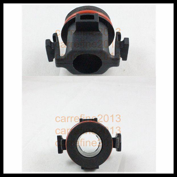 hid xenon bulb adapter holder base free shipping h7 xenon hid conversion headlight base adaptors for bmw 5 series