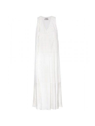 Caron Cotton And Silk Dress www.sellektor.com