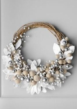 193 best Wreaths images on Pinterest | DIY, Crafts and Flower ...