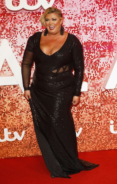 Gemma Collins Photos - Gemma Collins arriving at the ITV Gala held at the London Palladium on November 9, 2017 in London, England. - ITV Gala - Red Carpet Arrivals