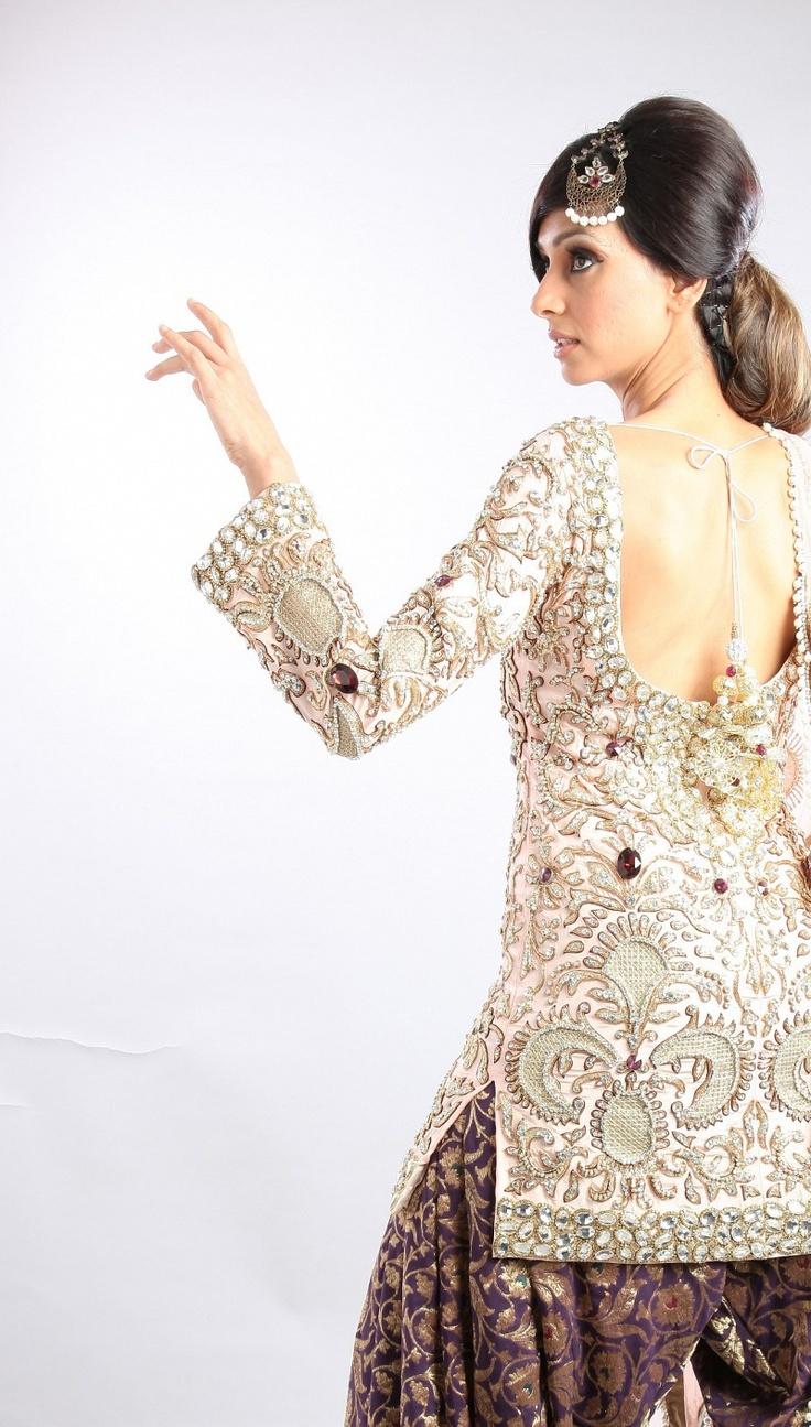 A A I N A - Bridal Beauty and Style: Designer Bride: #Payal #Singhal at Lakme Fashion Week 2011