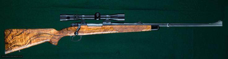 Norbert Fashingbauer --- Custom Mauser Oberndorf Sporter --- .270 Winchester