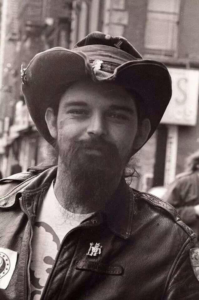 Pigpen of The Grateful Dead  #beard