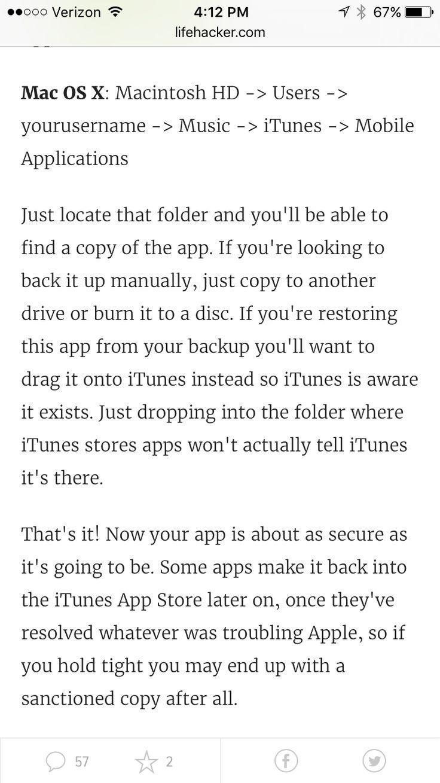 Save photoshop app backup