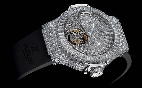 A $ 1 million wrist watch