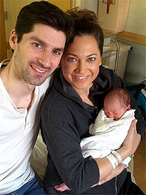 Ginger Zee on DWTS and Raising Newborn Adrian: 'He Turned Over and I Learned How to Turn!' http://celebritybabies.people.com/2016/03/09/ginger-zee-dwts-raising-newborn-adrian/