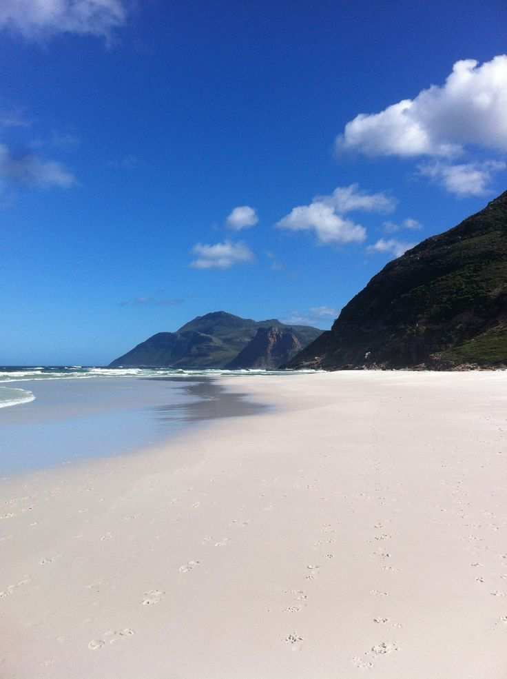 Noordhoek Beach -  Sunday summer walks