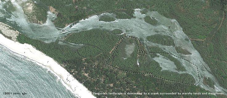 Historical Simulation Waikiki #Wetland #Resort, Vengurla - Architecture BRIO, India  #sustainablearchitecture #tropicalarchitecture