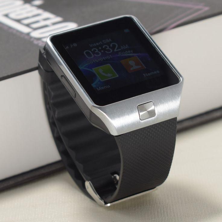 2016 mode smartwatch gt08 a9 smart watch unterstützung micro sim-karte bluetooth für android phone pedometer uhr //Price: $US $13.47 & FREE Shipping //     #clknetwork