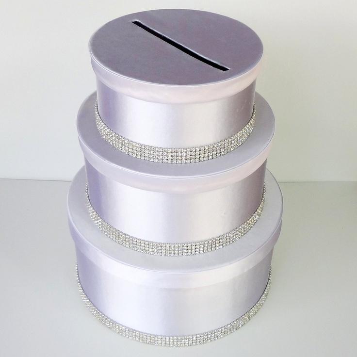 108 best dan nicole card boxes for wedding images on pinterest wedding money card box holder with rhinestone trim solutioingenieria Choice Image