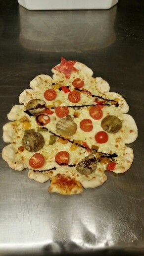 Pizza de noel by La novità.