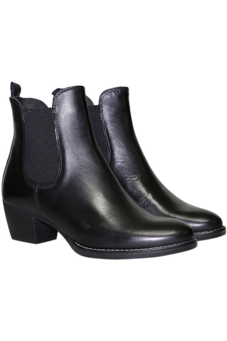 Beltrami - Chelsea Boot In Black
