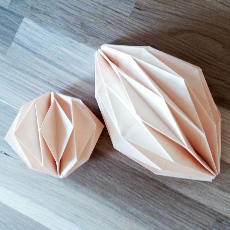 origami balls diy pinterest origami lampe origami et tuto. Black Bedroom Furniture Sets. Home Design Ideas