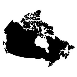 Canada Silhouette FREE SVG