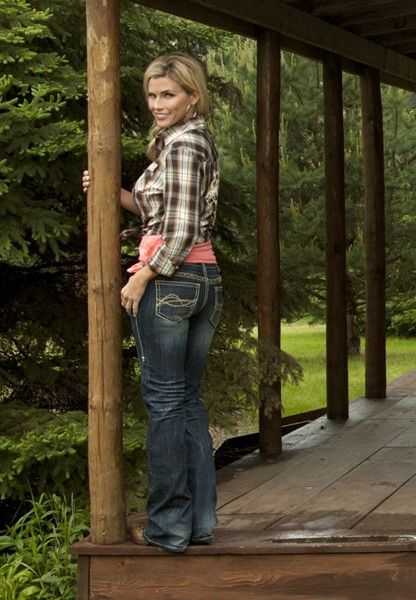Cowgirl Tuff 174 Ladies Quot Don T Fence Me In Quot West Jeans