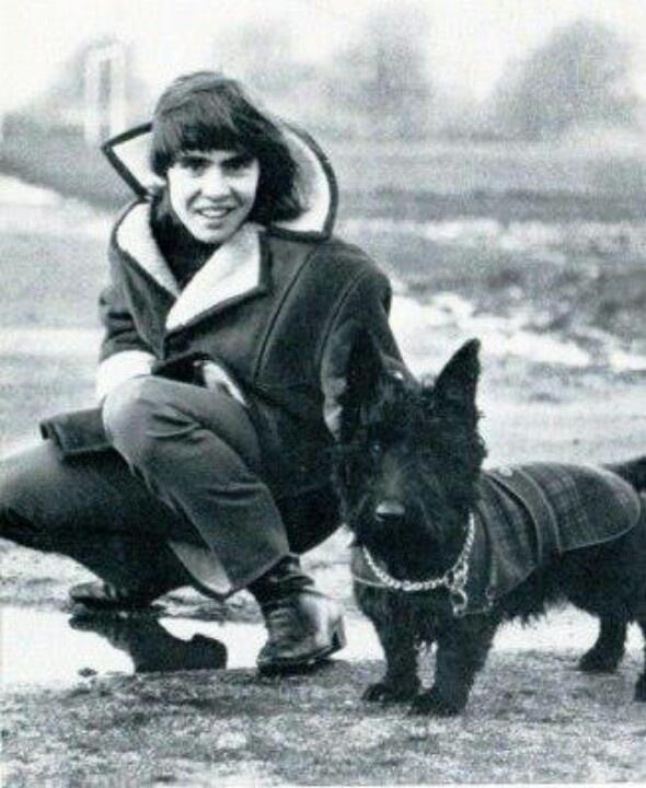 Dog Named Davy Jones