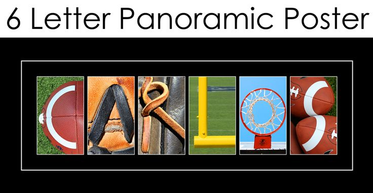Sports Letter Art Photography By Spell It Out Photos All Letters Made By Sports Equipment