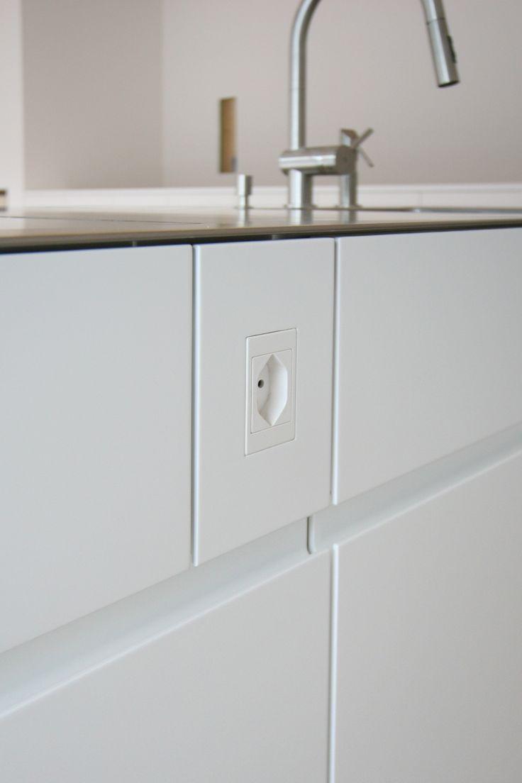 Die besten 25+ Steckdosen küche Ideen auf Pinterest   Versenkbare ...