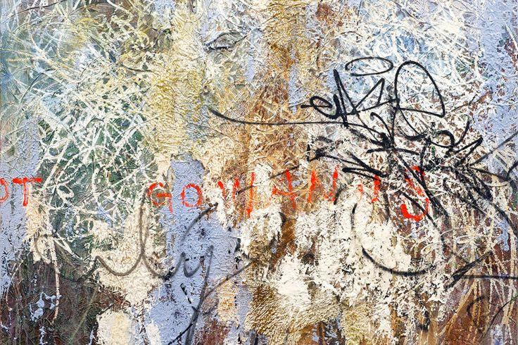 "José Parlá 個展 ""IN MEDIAS RES"" @ブライス・ウォルコウィッツ・ギャラリー"