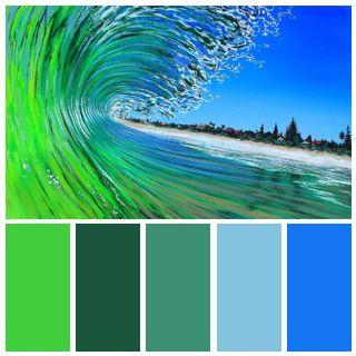 Created at Color Name Detector for iOS  #41CE3C - #Lime green  #19563C - #Bangladesh green  #3C8F71 - #Paolo Veronese green  #83C3DF - #Sky blue  #1477F1 - #Bleu de France
